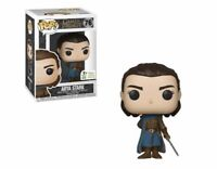Funko Pop Vinyl Arya Stark 76 New Limited Edition Exclusive Spring Convention
