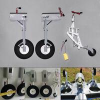 Metal Retract Fahrwerk & Fahrwerk Controller für RC P40 Flugzeug 2M Spannweite
