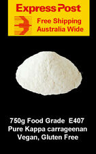750g  of Food Grade Pure Kappa Carrageenan  E407   High Gelstrength