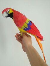 simulation bird model polyethylene & furs simulation red parrot doll gift 40cm