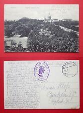 AK MLAWA in Polen Feldpost 1915 Blick zur Kirche   ( 33851