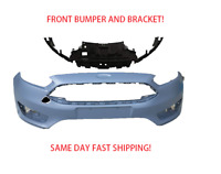 2015-2018  FORD FOCUS FRONT  BUMPER WITH BUMPER BRACKET