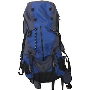 LL Bean Hiking Backpack Bigelow Internal Frame Camping Outdoor Rucksack Blue