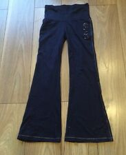 Girls Navy Age 10 Years DKNY Tracksuit Bottoms