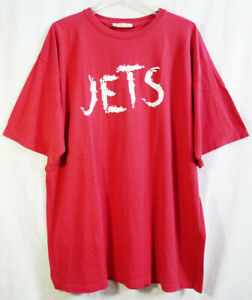 The West Side Story 40th Anniversary Reunion Red Jets Wilke-Rodriguez T-shirt XL