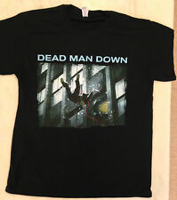 DEAD MAN DOWN T-shirt (Large); Colin Farrell, Noomi Rapace; NEW w/ FREE Shipping
