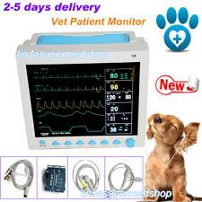 VET Veterinary Patient Monitor Multiparameter ICU machine  PET Big screen CONTEC
