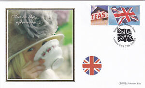 (39349) GB Benham FDC Union Jack Generic London 2004
