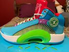 Jordan 35 Men's Size 11 WIP PF Jayson Tatum NBA Shoes Sneakers Blue Lime  🔥🔥