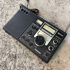 Panasonic 8 Band FM SW1-6 Receiver AM Superheterodyne RF-2200 Short Wave Radio