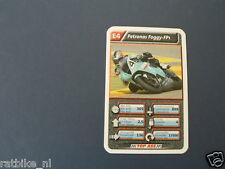 9-MOTO GP E4 PETRONAS FOGGY FP1  KWARTET KAART RACEMOTOREN, QUARTETT,SPIELKARTE