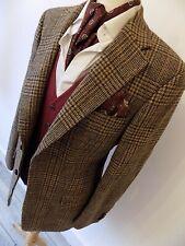 Harry brown heritage prince de wales carreaux noir blanc pardessus 36-44 537062421
