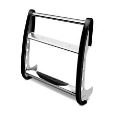 For Chevy Silverado 1500 14-18 Go Rhino 3000 Series Chrome Modular Push Bar