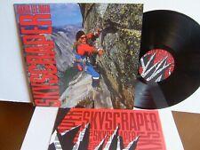 David Lee Roth - Skyscraper  925 671-1 EU LP  1st Press 1988 Warner Bros.