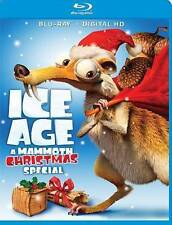 Ice Age: A Mammoth Christmas Special (Blu-ray Disc, 2016) NEW