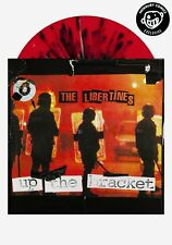 The Libertines - Up The Bracket Red Yellow & Black Splatter LP Barât Doherty