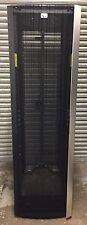 HP 10642 G2 42U Server Rack Cabinet Enclosure With Side Panels & Fan 383573-001