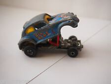 MATCHBOX BEETLE STEAKER CASTED 1972 MACAU BASE