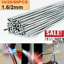 Super Melt Flux Cored Aluminum Easy Solution Welding Rods 1.6/2mmX50cm -10-50PCS