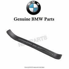 For BMW GENUINE E39 525i 528i 530i Black Front RIGHT Door Sill Plate