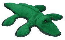 Bite Me Alligator - Plush Pet Toy - Heavy Duty Construction for Tough Chewers!