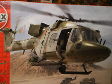 Airfix Westland Lynx Ah-7 Afganistán Hampshire Somerset 1 48