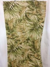 Pillow sham 1 palms King size tropical fun polyester #2