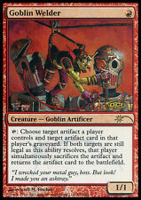 MTG GOBLIN WELDER FOIL - SALDATORE GOBLIN - JUDGE - MAGIC