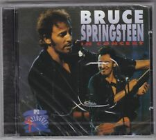 BRUCE SPRINGSTEEN - in concert mtv plugged CD