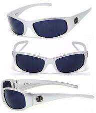 New Choppers Bikers Men Sunglasses - Silver (Cross) C24