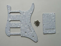 Guitar Pickguard and Back Plate fits Yamaha PACIFICA Guitar White Pearl