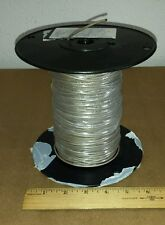 ( 20 FT ) 8120-1106 22 AWG Brown Cable Wire 1 Conductor 50 OHMS Impedance