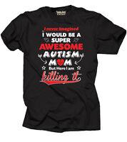 Autism T-shirt Autism Mom Tee Shirt Autism awareness T-shirt