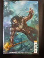 JUSTICE LEAGUE #12b Drowned Earth (2019 DC Universe Comics) ~ VF/NM Book