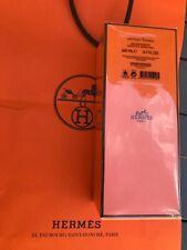 Hermes Paris Hermessence new 200ml Vetiver Tonka box gift bag