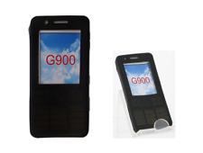 Funda Carcasa Silicona (NEGRO) ~ Sony Ericsson G900