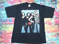 S79 The Corrs Tour T-Shirt 2000 Y2K Extra Large