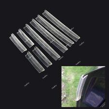 8 Stk. Klar Auto Tür Kantenschutz Streifen Anti-Kratzer Kollision Schutz Trim