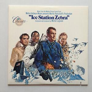 Ice Station Zebra / Michel Legrand / MCA