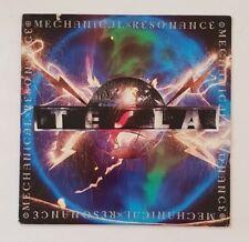 Tesla - Mechanical Resonance - 1986 - GHS 24120 - US Pressing - Vinyl LP
