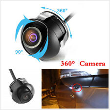 HD Night Vision 360 Degree Car Rear View Front Camera Parking Cam Waterproof