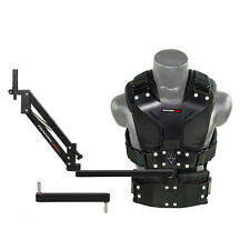Photographer Spring Arm & Vest Support for FLYCAM 3000 5000 Stabilizer Steadycam