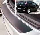 FIAT PUNTO EVO - CARBONE STYLE Pare-chocs arrière protection