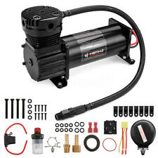 200PSI 10 Gallon Air Tank Compressor System Suspension Horn Kit For Train Boat