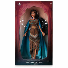 """DISNEY LIMITED EDITION POCAHONTAS DOLL 17"""" NEW NRFB in Shipper"""