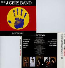 THE J.GEILS BAND sanctuary / TOCP-53888 , JAPAN 1999