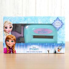 Disney Frozen Die Machine de découpe-BRAND NEW & BOXED-GRATUIT UK p&p