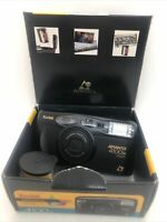 Kodak Advantix Film 4100 IX APS Point and Shoot Zoom Camera OPEN BOX