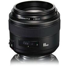 Yongnuo YN 85mm f/1.8 Objectif pour Canon EF