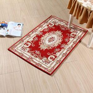Elegant Floral Staircase Carpet Floor Mats Rugs Custom Made